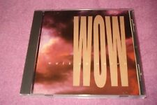 """1990 WOW """"WALK ON WATER"""" SWEDEN SYNTH ROCK CD LIKE NEW"""