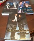 Lot Of 3, 1st editons Official Guide To The X Files  , Season 3, volumes 3/4