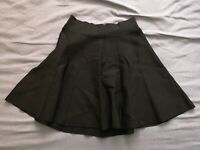 A.L.C Women's Piper Flare Black Skirt Size XS New With Tags