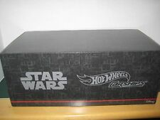 STAR WARS 2016 Comic Con Hot Wheels Star Wars 4 Pack Trench Run Lights Sounds