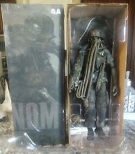ThreeA Ashley Wood 3A World War Robot 1/6 NOM 27 Figure WWR black N.O.M.