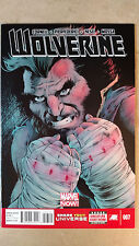 WOLVERINE #7 FIRST PRINT MARVEL COMICS (2013)