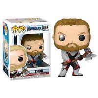 Figura Funko POP Marvel 452 Avengers (Vengadores) Endgame Thor