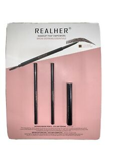 RealHer Makeup That Empower Brow Defining Essentials 3 Count