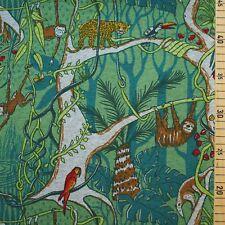 Bio Jersey Dschungel Lillestoff