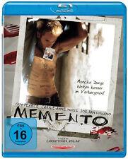 Blu-ray * MEMENTO | GUY PEARCE , CARRIE-ANNE MOSS # NEU OVP %