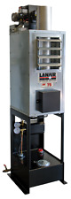 Waste Oil Heater Garage Small Space Lanair Mx 75 Kit With Tank 75000 Btu