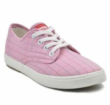 Rave Women's Rubber Shoes Stripe Design  - (PINK) SIZE 39