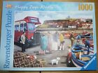 RAVENSBURGER 1000 PIECES HAPPY DAYS WHITBY BY KEVIN WALSH VGC JIGSAW/GOOD BOX