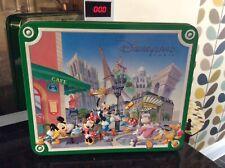 Disneyland Paris Character Design Tin