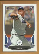 Hyun-jin Ryu RC ⚾ 2013 Bowman Draft Picks & Prospects Rookie Card #30 LA Dodgers