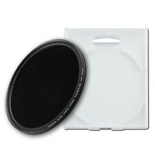 77mm ND Filter Slim Fader Variable Adjustable ND2 to ND400 Neutral Density HOT