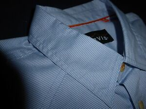 """Orvis regular Fit Concealed Button Down Shirt Generous M. 22.5"""" Pit To Pit BNWOT"""