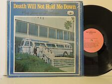 RARE ! Windy Johnson & the Messengers LP Death Will Not Hold Me Down,WIN-1009