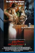 Nightmare On Elm Street Pt 2 Movie Poster24in x 36in