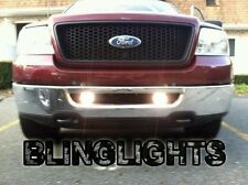 2004 2008 Ford F-150 XLT XTR Fog Lamp Driving Light Kit F150 Xenon Foglamps Kit