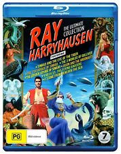 RAY HARRYHAUSEN The Ultimate 7 Film Collection (Region Free) Blu-ray Box Set