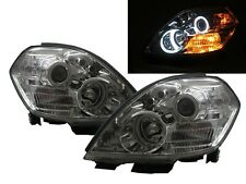 Teana J31 MK1 03-05 4D CCFL Projector Headlight Chrome for NISSAN LHD