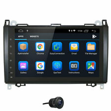 """9"""" Android10 Quad Core 2Din Car Stereo For Mercedes Benz W906 Sprinter2006-2012"""