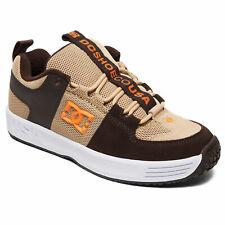 DC Shoes Homme Lynx Og S Skate Bas Haut Chaussures Baskets Marron/Fauve