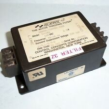 ISLATROL 120VAC 2.5A 50/60Hz ACTIVE TRACKING FILTER IC+102