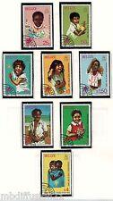 1982 - BELIZE - SERIE 8x TIMBRES OBL.//ANNEE INTERNATIONAL DE L'ENFANT - STAMP