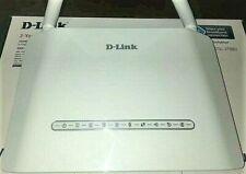 D-link N300 ADSL2+ Modem Router + Wi-fi Router Model ( DSL-2750U )
