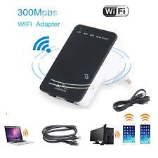Wifi Amplificador Señal Wireless 5in1 Repeater Mini Router 300Mbps Bridge LAN