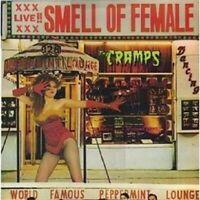 "CRAMPS ""SMELL OF FEMALE"" LP VINYL NEU"