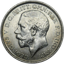 More details for 1914 florin - george v british silver coin - very nice