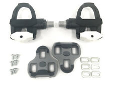 LOOK KEO CLASSIC 3 Road Pedals with Gray Grip Cleats, BLACK/WHITE