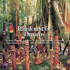 1 CENT CD Rainforest of Dreams AUSTRALIA IMPORT/INDIGENOUS/DIDJERIDU