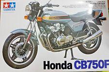 Tamiya Modellino Honda Cb750f Scala 1 12 # 14006 (importato da Giappone)