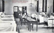CPA 66 BANYULS SUR MER SANATORIUM INFIRMERIE ANNEXE DES FILLES (JOLIE CPA ANIMEE
