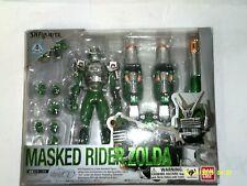 S.H.Figuarts Masked Kamen Rider Zolda Figure Bandai in box