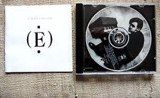 E  – A Man Called (E) - CD