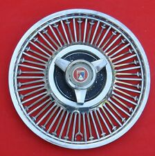 "Wheel Cover 1964-1969 Falcon Or 1963, 64 Fairlane 13"" Hollow Wire With Spinner"