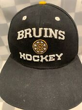 Boston BRUINS Hockey Reebok NHL Snapback Youth Cap Hat