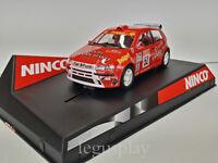 Slot SCX Scalextric Ninco 50294 Fiat Punto Super 1600 A. Dallavilla Nº52