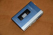 Sony TPS-L2 Walkman Cassette Player New Belts Working 1979