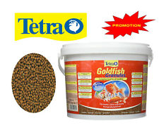 TETRA GoldFish Granules 10 Litres -- Granulé flottants pour poisson
