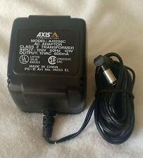 Axis Model A41208C 12Vac Ps-D aRt No.14253 Power Supply