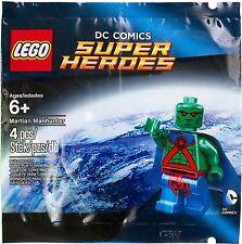 LEGO MARTIAN MANHUNT Exclusive Justice League John DC Universe Comics NEW