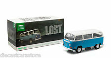 1971 VOLKSWAGEN TYPE 2 BUS LOST TV SERIES (2004-2010) 1/18 GREENLIGHT 19011