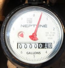 Neptune T-10 5/8 x 3/4
