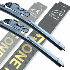 Fits Subaru SVX CX Coupe Bosch Superplus Spoiler Front Wiper Blades