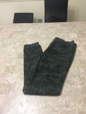 Ladies UNIONBAY Camouflage Jeans Size 17