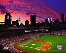 BUSCH STADIUM NEW SKYLINE ~ 8x10 Color Photo Picture ~ St. Louis Cardinals