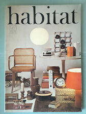 Habitat Catalogue 1971, second edition