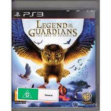 PLAYSTATION 3 LEGEND OF THE GUARDIANS: OWLS OF GAHOOLL PS3 PAL AUSSIE ISSUE [LN]